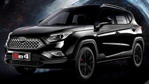 JAC Sei4 Black Series 2021: La primera edición especial de la firma china