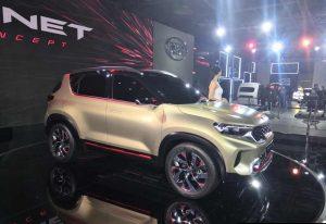 Kia Sonet Concept: La nueva SUV estará lista antes de terminar 2020