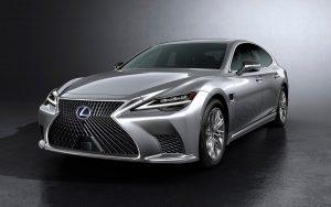 Lexus LS 2021: Más refinada y con más tecnología en su quinta generación