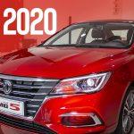 MG5 2020: Ahora es un sedán que reemplaza al 360