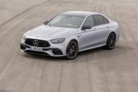 Mercedes-AMG E63 S 2021: Llega cambios estéticos