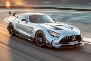 Mercedes-AMG GT Black Series 2020: La versión más radical de la división deportiva
