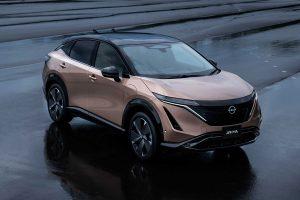 Nissan Ariya 2021: Un crossover eléctrico hasta con 389 CV y 500 km de autonomía