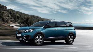 Peugeot 5008 2021: Una SUV elegante, moderna y muy llamativa