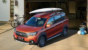 Suzuki XL7 2020: La versión SUV del Ertiga