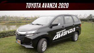 Toyota Avanza 2020: Una puesta al día para seguir su exitosa vida