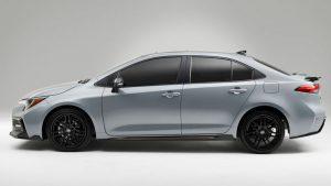 Toyota Corolla Apex Edition 2021: Un sedán deportivo enfocado en las curvas