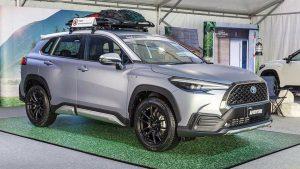 Toyota Corolla Cross Adventure 2021: Una SUV más aventurera
