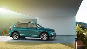 Volkswagen Tiguan 2021: Ahora con una versión deportiva y otra híbrida