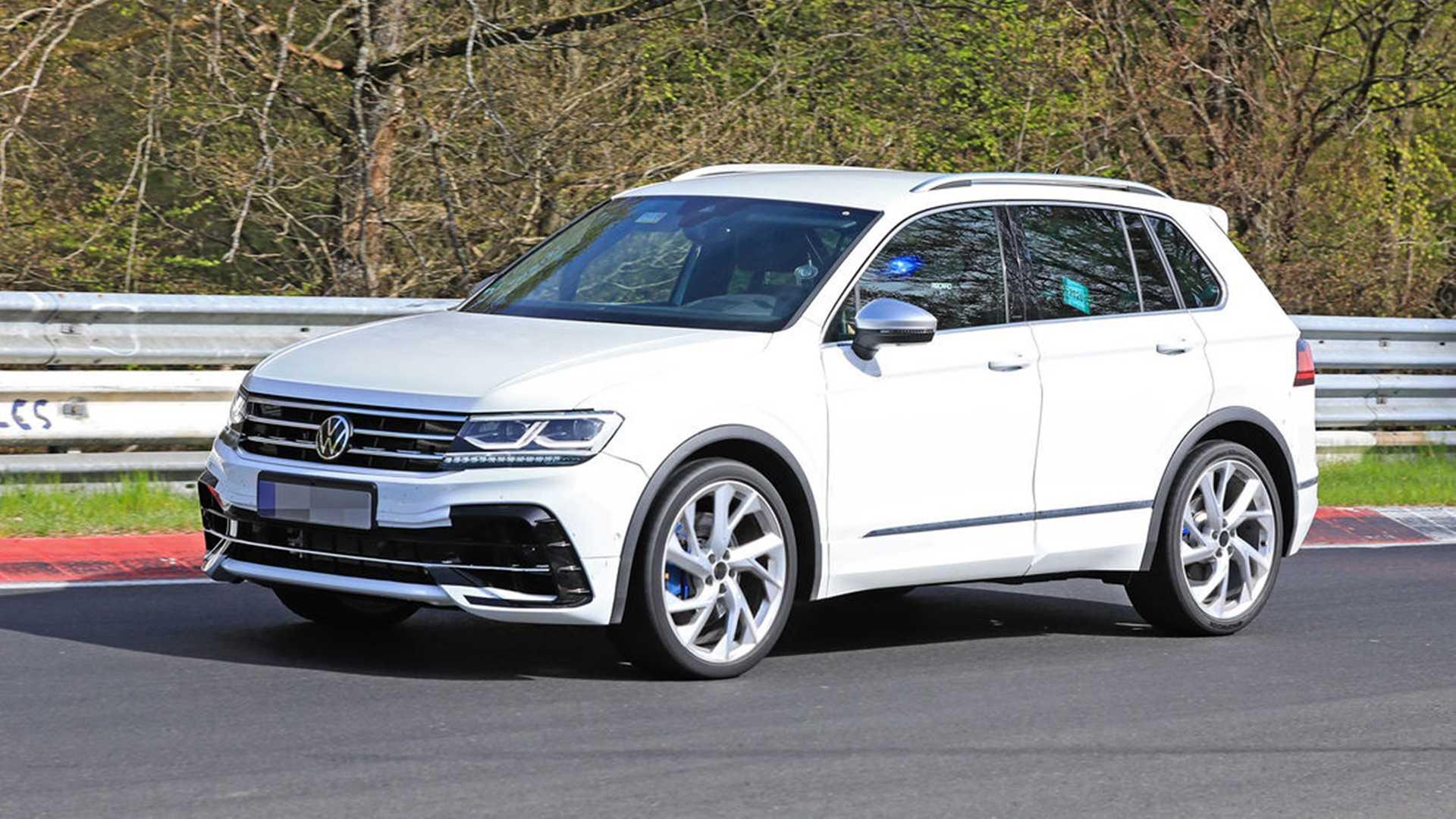 Volkswagen Tiguan 2021: Ahora con una versión deportiva y ...