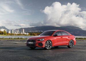 Audi S3 Sedán 2021: Más poder, más equipamiento y tracción Quattro optimizada