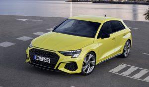 Audi S3 Sportback 2021: Una nueva generación con más poder, más deportividad y tracción Quattro optimizada