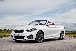 BMW Serie 2 Convertible 2021: Estilo, lujo y divertida conducción