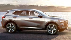 Buick Envision 2021: La SUV llegará con una profunda actualización y una versión de lujo mayor