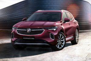 Buick Envision Avenir 2021: La versión más lujosa del Envision