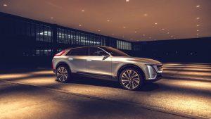 Cadillac Lyriq Concept: Así será la primer SUV eléctrica de la marca