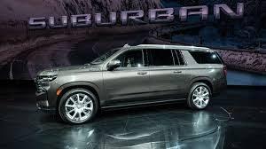 Chevrolet Suburban 2021: Renovada y más equipada