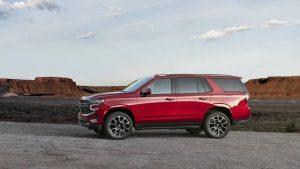Chevrolet Tahoe 2021: Ahora con una versión de mayor lujo y otra todoterreno