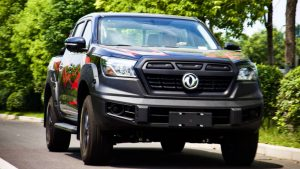 Dongfeng Rich 6 Off-Road 2021: De China llega una atractiva pickup a todoterreno