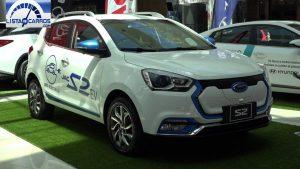JAC E2 SUV: Una económica SUV eléctrica llega de China