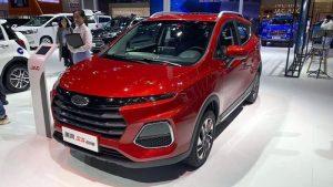 JAC SEI3 2021: Una SUV China atractiva y muy equipada