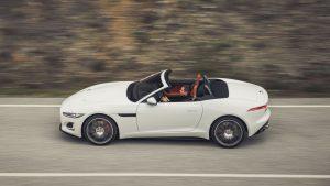 Jaguar F-Type 2021: Hermoso, poderoso y con más tecnología