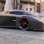 Koenigsegg RAW Concept: Tres plazas y 700 CV