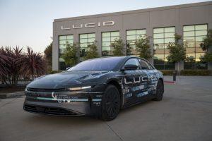 Lucid Air: El auto eléctrico con mayor autonomía del mundo.