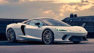 McLaren GT por Novitec: El Gran Turismo recibe muchas más vitaminas.
