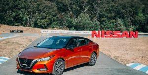 Nissan Sentra 2021: Abundante tecnología en confort y seguridad