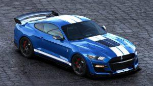 Shelby GT500SE: Un radical y exclusivo Muscle car con más de 800CV
