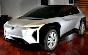 Subaru Evoltis: El primer SUV eléctrico de la marca listo para 2022
