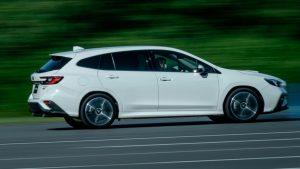 Subaru Levorg 2021: Un station wagon con aires deportivos