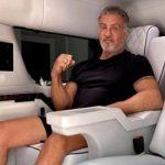 Sylvester Stallone pone a la venta su limusina Cadillac Escalade 2019
