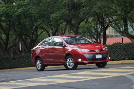 Toyota Yaris Sedán 2021: Una pequeña actualización