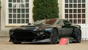 Aston Martin Victor 2021: Un One-Off demasiado radical