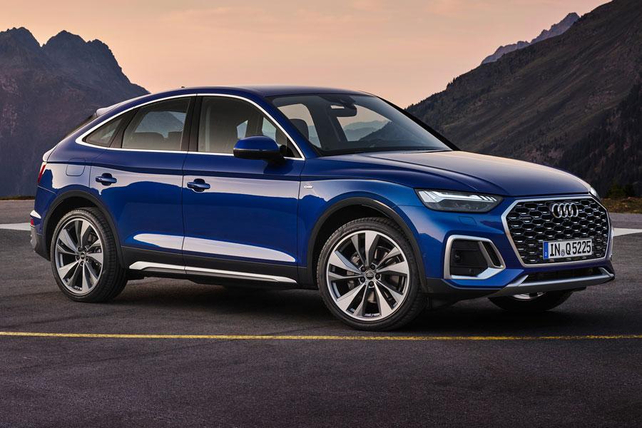 Audi Q5 Sportback 2021: La esperada versión Coupé | Lista ...
