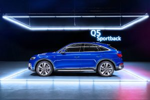 Audi Q5 Sportback 2021: La esperada versión Coupé