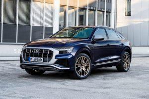 Audi SQ8 2021: Una espectacular y poderosa SUV deportiva