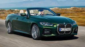 BMW Serie 4 Convertible 2021: Estrenando capota suave y nueva parrilla