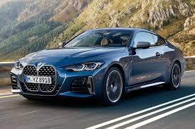 BMW Serie 4 Coupé 2021: Elegante, lujoso y atemorizante