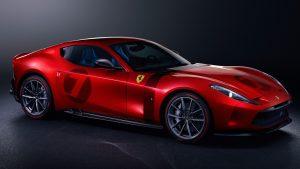 Ferrari Omologata: Un one-off con un poderoso V12