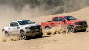 Ford Ranger Tremor 2021: La nueva variante off-road