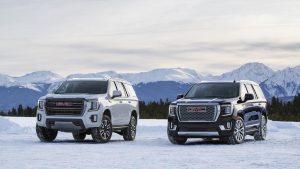 GMC Yukon 2021: En su quinta generación llega más ruda y elegante.