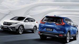 Honda CR-V PHEV: El primer híbrido enchufable de la marca