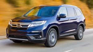 Honda Pilot 2021: Una confortable y segura SUV familiar
