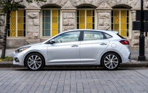 Hyundai Accent Hatchback 2021: Versátil, atractivo y eficiente