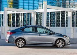 Hyundai Accent Sedán 2021: Atractivo y moderno.