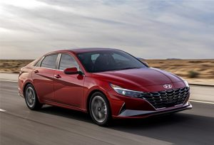 Hyundai Elantra 2021: Ahora con una versión híbrida y otra deportiva.
