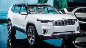 Jeep Grand Wagoneer Concept: Una SUV Premium de siete asientos